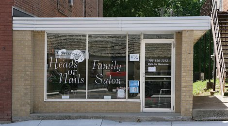 Heads Or Nails Family Salon