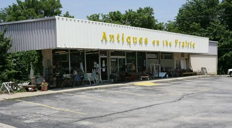 Antiques on the Prairie