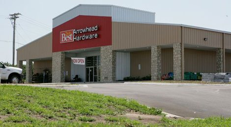 Arrowhead Hardware
