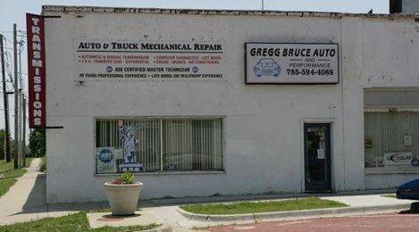 Gregg Bruce Auto & Performance