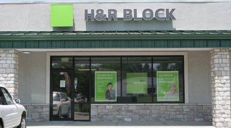 H & R Block Tax Service