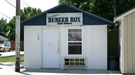 Grandpa's Burger Box