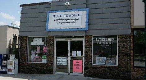 Tutu Cowgirl