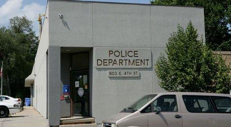 Tonganoxie Police Station