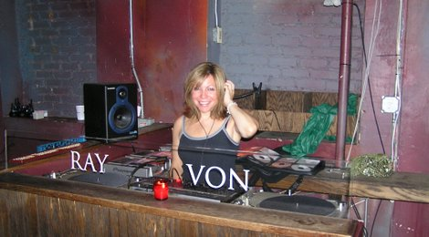 DJ Madina at Pioneer Bar in NYC