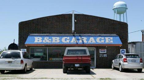 B & B Garage