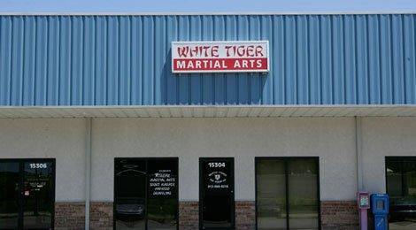White Tiger Tae Kwon DO
