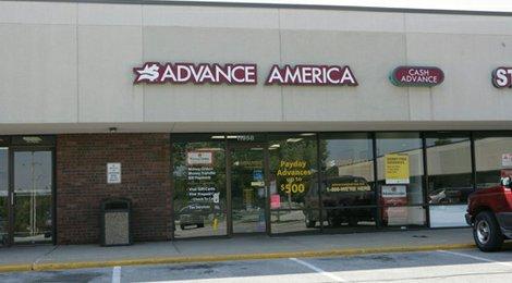 Advance America Cash Advance