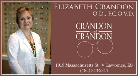 Elizabeth Crandon, O.D., F.C.O.V.D.