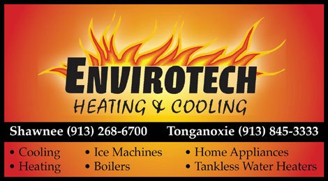 Envirotech Heating & Cooling Banner