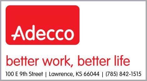 Adecco Career Job Temp Services Employment Work