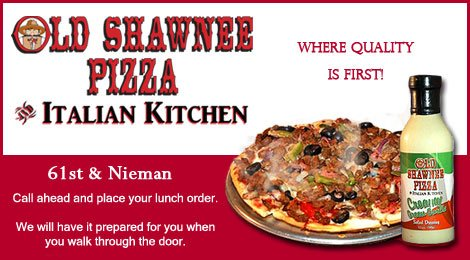 Old Shawnee Pizza and Italian Kitchen