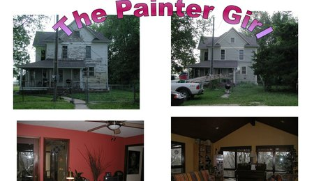 The Painter Girl