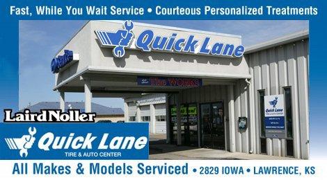 Laird Noller Quick Lane