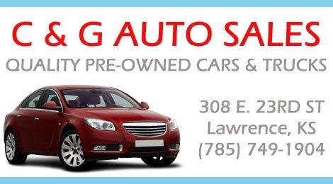 C&G Auto Sales