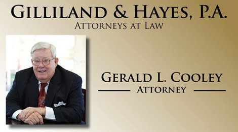 Gerald L Cooley, Attorney