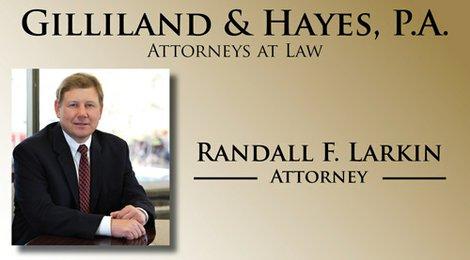 Randall F Larkin, Attorney