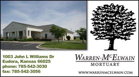 Warren-McElwain Mortuary Eudora, KS