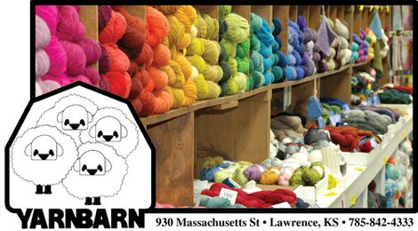 ... and Yarns for Crocheting, Weaving, Spinning, Dyeing | Lawrence, KS