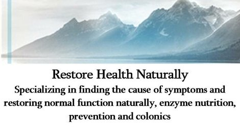 Restore Health Naturally