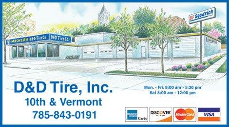 D & D Tire Company