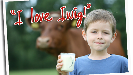 I Love Iwig Dairy!