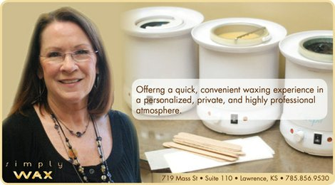 Brenda Lehman, Owner of Simply Wax