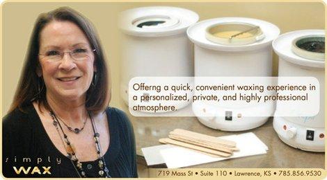 Brenda Lehman, Owner of Simply Wax