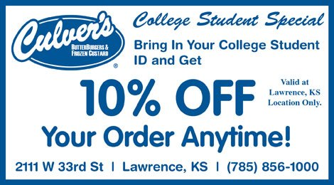 Culvers Coupons Chef In Training