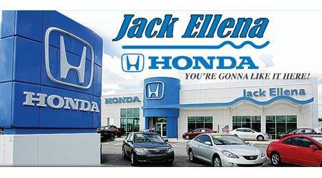 Jack Ellena Honda