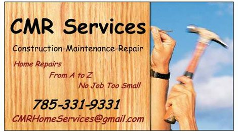 Home Repairs From A - Z No Job Too Small