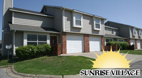 Sunrise Village Apartments Townhomes 3 And 4 Bedroom
