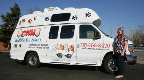 Mobile Pet Salon