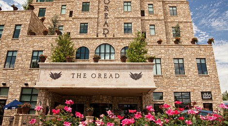 The Oread Exterior