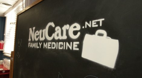 Dr. Neu&#39;s Chalkboard