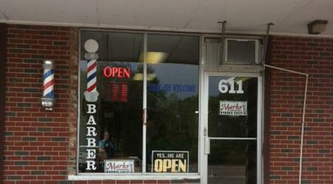 Mark's Barber Shop - Aug 2012 2