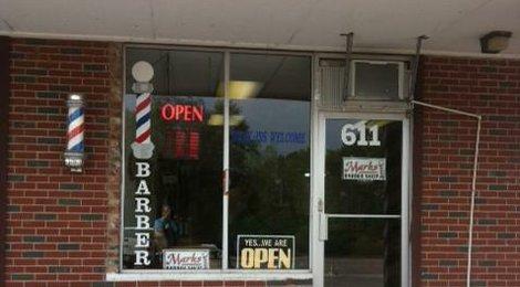 Mark's Barber Shop - Aug 2012 2