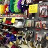 Hundreds of costume accessories