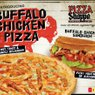Try our new Buffalo Chicken Pizza