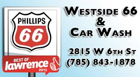 Westside 66 and Car Wash
