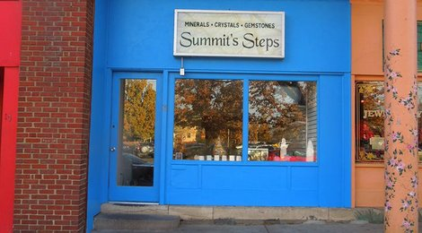 Summit's Steps Storefront