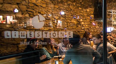 Limestone Pizza Kitchen Bar Lawrence Ks