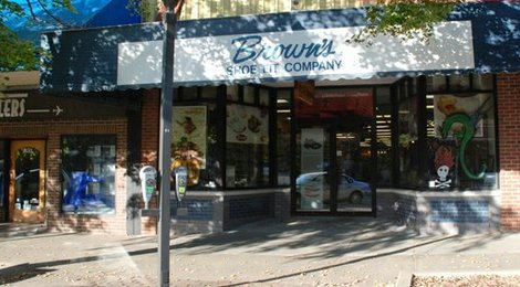 Brown's Shoe Fit Company