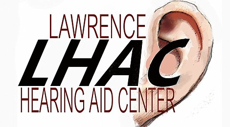 Lawrence Hearing Aid Center clear choice