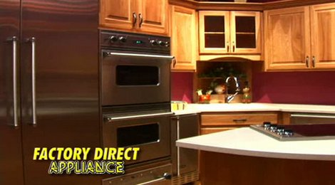 Factory Direct Appliance