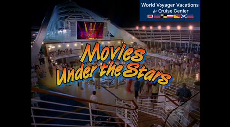 World Voyager Vacations, The Cruise Center
