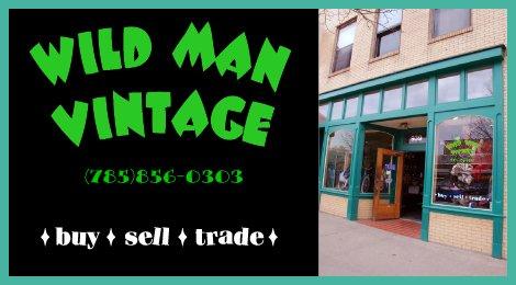 Wild Man Vintage