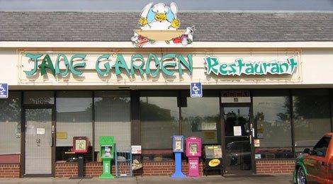 Charming Jade Garden Restaurant 785 843 8650