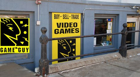Game Guy Video Games