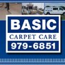 Basic Carpet Care